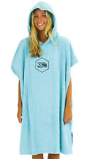 CARVE YOUTH UNISEX RADIATOR BEACH PONCHO TOWEL - AQUA