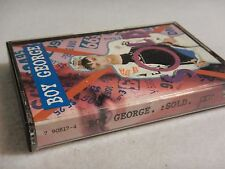 Boy George - Sold - Cassette Tape Virgin Records 1987