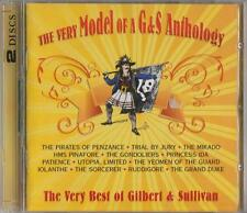 C.D.MUSIC  D758   THE VERY MODEL OF A  G & S ANTHOLOGY   CD