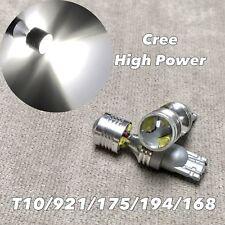 Parking Light T10 T15 921 175 194 168 6000K Xenon White XBD LED For Kia BMW JAE