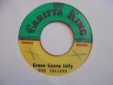 "New ListingThe Tellers Green Guava Jelly Carifta Reggae 7"" Hear"