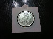 Spain COIN- 50 Pesetas, 1975-Composition: Copper-Nickel- FANTASTIC COIN !!!