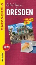 MARCO POLO PERFECT DAYS IN DRESDEN - STUHRBERG, ANGELA/ MULLER, FRANK (EDT)/ SCH
