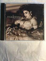 Like a Virgin by Madonna (CD, Nov-1984, Sire)