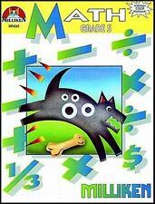 Math Workbook - Grade 5, Herlihy, Ruth, Good Book