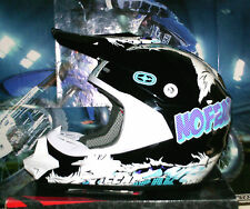No Fear in modo ottimale II CROSS CASCO MARVEL BLUE NUOVO Enduro Quad Casco XL YAMAHA YZ-F YZ