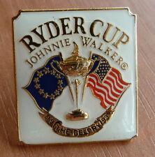 RYDER CUP 1993 THE BELFRY LAPEL BADGE