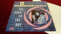 OTIS REDDING - THE DOCK OF THE BAY (BEST OF) - BARELY USED ORIGINAL LP
