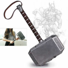 "2016 Hot 17.3""Avengers Thor The Dark World Hammer Mjolnir Prop Cosplay Toy Gift"