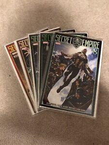 Secret Empire Lot # 0, 2, 7, 8, 9