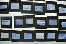 Lot LOST HORIZON 1973 Original Production Photo Movie prop Cascade Range Oregon