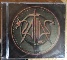 Atlas – Atlas - CD Hard Rock (Santo Grial Records – ATL/001/CD) Out of print