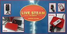 More details for hornby live steam deluxe wired & wireless addon controllers