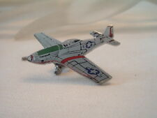 or Lapel Pin in Gift Box Vintage Wwii Air Force Plane Tie Tack
