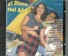 El Disco Del Años Volume 27 Latin Music CD New