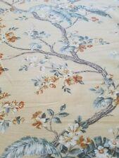 Laura Ashley Fabric, Florentine Gold, 1.2 meters, brand new