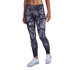 Nike Epic Lux Women's Printed Running Tights AH8174 081 Sz S