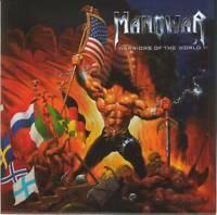 MANOWAR - WARRIORS OF THE WORLD (+2 Bonus)(2002) Limited Ed. CD Jewel Case+GIFT