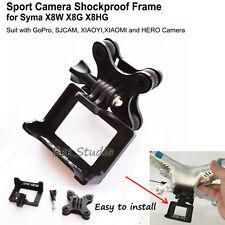 Camera Fixing Frame Protective Holder Mount for Syma X8W X8G X8HG SJCAM GoPro
