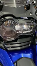 BMW Headlight Guard  R1250 GS, GSA With HP Logo Or Personalised Engraving