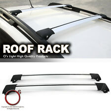 "40"" Roof Top Crossbar Utility Rack Carrier AERODYNAMIC Cross Bars Universal Fit"