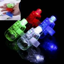 240 pcs flashing finger lights LED Finger Lights Party Laser Finger Light Up UK