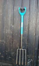 garden fork   handle