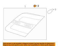 FORD OEM 13-15 Taurus Backup Light Back Up Lamp-Backup Lamp Nut W716231S900