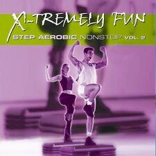 X-TREMELY FUN-Step aérobic sans escale vol.2