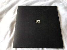 "U2 THE FLY FRENCH PROMO BOX SET WITH 7"" VINYL & CD (NO WINDOW STICKER) VERY RARE"