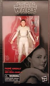 Star Wars Black Series Padme Amidala 81 6 inch Skywalker Hasbro Disney + New