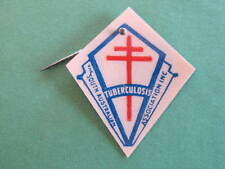 South Australia Tuberculosis Association TB Badge
