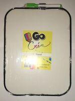 Mini Whiteboard A4 Dry-Wipe Pen/Marker Whiteboard Notice Attached Kids'Learnings