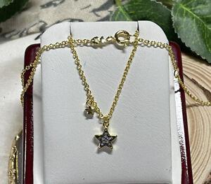 Tous Vermeil Gold 925 Stars ⭐️ Nocturno 🪐🪐🪐