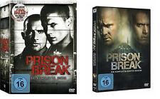 Prison Break Komplette Serie Staffel 1 2 3 4 5 Final Break [27x DVD] NEU DEUTSCH