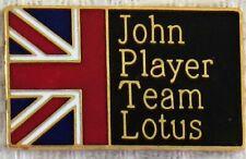 New listing Vintage Formula 1 John Player Team Lotus Enameled Pin