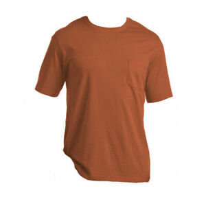 NEW Logan & Martin Big Men's Heavyweight Cotton Pocket Tee Shirt