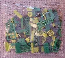 LEGO ® SYSTEM CA. 112 GRÜNE STEINE   NEU & OVP   BASIS+KLEINTEILE