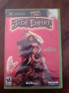 Jade Empire Limited Edition Complete In Box Original Xbox North American Version