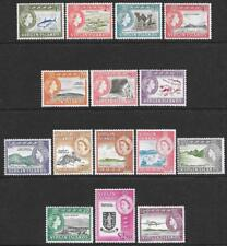 British Virgin Islands 1964-68 Set (Mint)