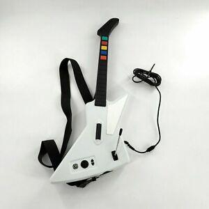 Like New XBOX 360 / Pc Clone Hero Guitar Hero Xplorer Guitar Controller