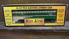 30-2504-1 San Francisco PCC Electric Street Car #1050 MTH