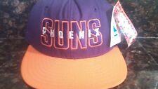Vintage PHOENIX SUNS AJD SNAPBACK HAT 1990's Barkely Nash