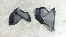 86 Yamaha FZX700 FZX 700 Fazer frame covers vents right left set