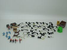 Preiser u.a. H0 Konvolut Figuren, Blaskapelle, Pferde, Kuhherde, Holzfäller usw.