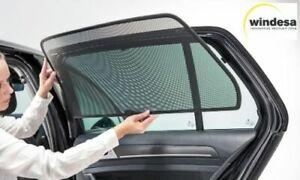 Sunshade blinds Complete Set Audi A3 Sportback Type 8PA Estate 5-door 2004-2012