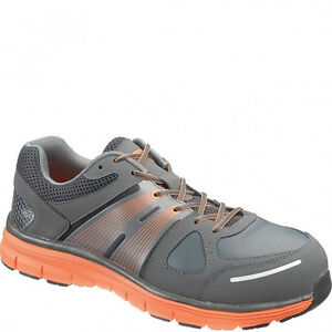 Hytest K11421 Electrical Hazard Steel Toe Safety Work Athletic Shoes-60% OFF