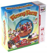 Funny Farm Gioco da Tavolo Fattoria Animali Eureka! 3D Rompicapo 🤩🤩