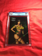 Counterpoint Comics  Notti & Nyce Cosplay Gallery #nn 2020  15/30 Cgc 9.8