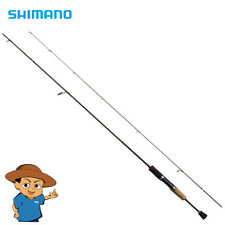 "Shimano TROUT ONE AS S66UL-F Ultra Light 6'6"" trout fishing spinning rod"